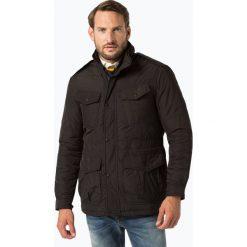 Finshley & Harding - Męska kurtka puchowa – Black Label, czarny. Czarne kurtki męskie puchowe marki Finshley & Harding, w kratkę. Za 499,95 zł.