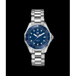 ZEGAREK TAG HEUER AQUARACER WAY131L.BA0748. Czarne zegarki damskie marki KALENJI, ze stali. Za 8890,00 zł.