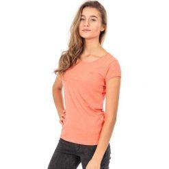 4f Koszulka damska koralowa r. S (H4Z17-TSD001). Pomarańczowe topy sportowe damskie 4f, s. Za 19,52 zł.