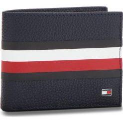 Duży Portfel Męski TOMMY HILFIGER - Block Stripe Mini Cc AM0AM03875 413. Niebieskie portfele męskie TOMMY HILFIGER, ze skóry ekologicznej. Za 229,00 zł.