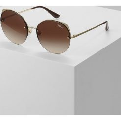 VOGUE Eyewear Okulary przeciwsłoneczne pale goldcoloured. Żółte okulary przeciwsłoneczne damskie VOGUE Eyewear. Za 579,00 zł.