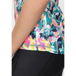 Dare 2B INCISIVE II  Tshirt z nadrukiem cyber pink hot tropic print. Różowe t-shirty damskie Dare 2b, z nadrukiem, z elastanu. Za 149,00 zł.