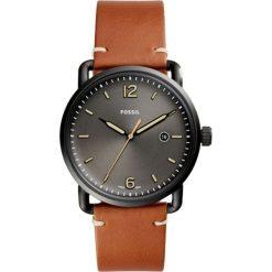 Fossil - Zegarek FS5276. Różowe zegarki męskie marki Fossil, szklane. Za 459,90 zł.