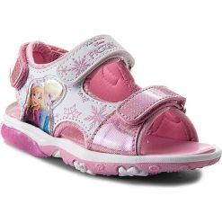 Sandały dziewczęce: Sandały FROZEN – CP44-5126DFR Kolorowy Różowy