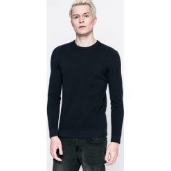 Medicine - Sweter Graphic Monochrome. Czarne swetry klasyczne męskie marki MEDICINE, m, z bawełny, z okrągłym kołnierzem. W wyprzedaży za 99,90 zł.