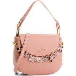 Torebka NOBO - NBAG-E3100-C004 Różowy. Czerwone torebki klasyczne damskie marki Nobo, ze skóry ekologicznej, duże. W wyprzedaży za 129,00 zł.