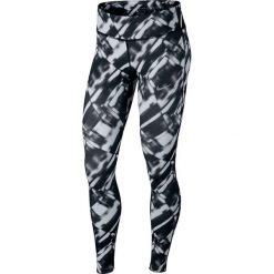 Legginsy do biegania damskie NIKE POWER EPIC RUN TIGHT / 856624-043. Niebieskie legginsy marki 4f, s. Za 199,00 zł.