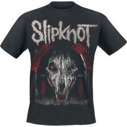 Slipknot Win The War T-Shirt czarny. Czarne t-shirty męskie z nadrukiem marki Slipknot, m, z kapturem. Za 74,90 zł.