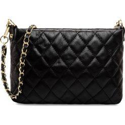 Torebka CREOLE - RBI10119  Czrny Pik. Czarne torebki klasyczne damskie Creole, ze skóry. Za 189,00 zł.
