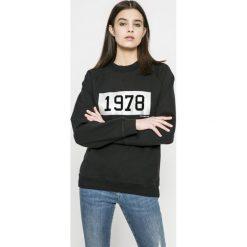 Calvin Klein Jeans - Bluza. Szare bluzy damskie Calvin Klein Jeans, l, z jeansu. W wyprzedaży za 299,90 zł.