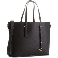 Torebka JENNY FAIRY - RC9713 Black. Czarne torebki klasyczne damskie marki Jenny Fairy, ze skóry ekologicznej. Za 119,99 zł.