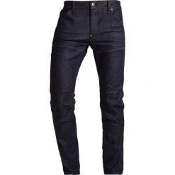 GStar 5620 3D SLIM Jeansy Slim fit cerro stretch denim. Niebieskie jeansy męskie relaxed fit marki G-Star, z bawełny. W wyprzedaży za 367,20 zł.