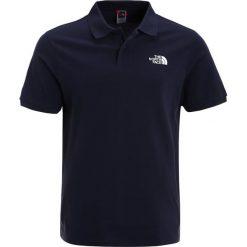 The North Face Koszulka polo navy/white. Szare koszulki polo marki The North Face, l, z materiału, z kapturem. Za 199,00 zł.