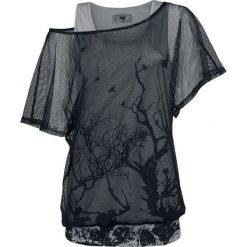 Black Premium by EMP When The Heart Rules The Mind Koszulka damska szary/czarny. Czarne t-shirty damskie marki Black Premium by EMP, xl, z poliesteru. Za 121,90 zł.