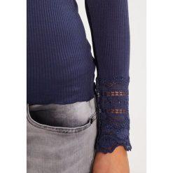 Bluzki asymetryczne: Rosemunde Bluzka z długim rękawem mood indigo