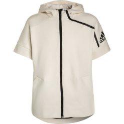 Bluzy chłopięce rozpinane: adidas Performance SUSTAINABILITY Z.N.E. Bluza rozpinana white