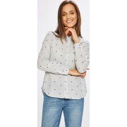 Scotch & Soda - Koszula. Szare koszule męskie casual marki Guess Jeans, l, z aplikacjami, z bawełny, z klasycznym kołnierzykiem, z długim rękawem. Za 339,90 zł.