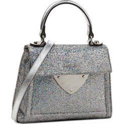 Torebki klasyczne damskie: Torebka COCCINELLE - A09 B14 Glitter E1 A09 55 77 01 Silver/Silver 169