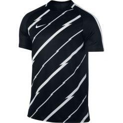 Nike Koszulka męska M NK DRY TOP SS SQD GX1 czarna r. L (832999 010). Czarne koszulki sportowe męskie marki Nike, l. Za 116,00 zł.
