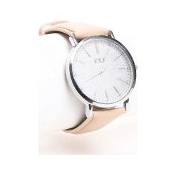 Beżowo-Srebrny Zegarek You Have Won. Brązowe zegarki damskie other, srebrne. Za 39,99 zł.