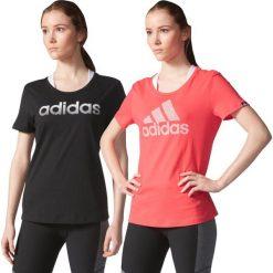 Adidas Koszulki Branding 2IN1 czarna r. XXS (AY5002). Czarne koszule nocne i halki marki Adidas, xxs. Za 86,41 zł.