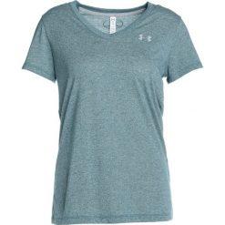 Under Armour THREADBORNE Tshirt basic tourmaline teal. Zielone t-shirty damskie Under Armour, xl, z poliesteru. Za 149,00 zł.