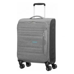American Tourister Walizka Sonicsurfer 55 Cm Szara. Szare walizki marki American Tourister. Za 318,00 zł.