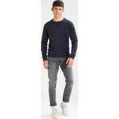 Swetry klasyczne męskie: BOSS CASUAL WANILLA Sweter dark blue