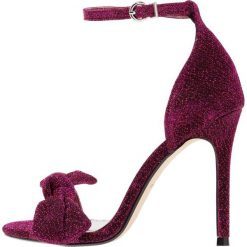 Rzymianki damskie: Topshop MESMERISE Sandały na obcasie pink