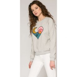 Femi Stories - Bluza Cyro. Szare bluzy z nadrukiem damskie marki Femi Stories, m, z bawełny, bez kaptura. W wyprzedaży za 179,90 zł.
