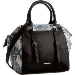 Torebka MONNARI - BAG0450-020 Black. Czarne torebki klasyczne damskie Monnari, ze skóry ekologicznej. W wyprzedaży za 169,00 zł.