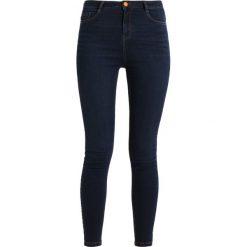 Dorothy Perkins SHAPE AND LIFT Jeans Skinny Fit indigo. Niebieskie jeansy damskie marki Dorothy Perkins. W wyprzedaży za 151,20 zł.