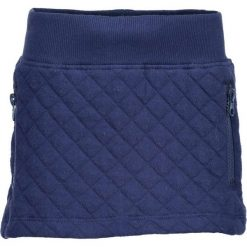Blue Seven - Spódnica dziecięca 92-128 cm. Niebieskie spódniczki dziewczęce Blue Seven, z bawełny, mini. W wyprzedaży za 39,90 zł.