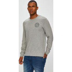 Mustang - Bluza. Czarne bluzy męskie rozpinane marki Mustang, l, z bawełny, z kapturem. W wyprzedaży za 99,90 zł.