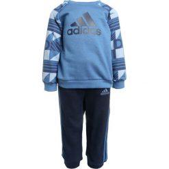 Adidas Performance SET Bluza traroy/ashblue/nobind. Czerwone bluzy chłopięce marki adidas Performance, m. Za 149,00 zł.