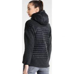 Bergans OSEN  Kurtka Outdoor black. Czarne kurtki sportowe damskie Bergans, xl, z materiału. W wyprzedaży za 387,60 zł.