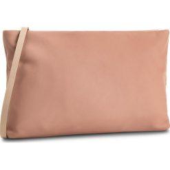 Torebka CLARKS - Tara Shine 261337160  Pink Leather. Czerwone listonoszki damskie Clarks, ze skóry. W wyprzedaży za 259,00 zł.