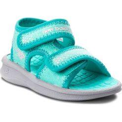 Sandały dziewczęce: Sandały NEW BALANCE – K2031GRG Zielony