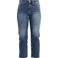 Boyfriendy damskie: Tiger of Sweden Jeans DROPPED Jeansy Slim Fit medium blue