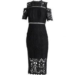 Sukienki hiszpanki: True Decadence Sukienka koktajlowa black