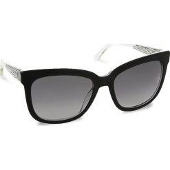 Okulary przeciwsłoneczne BOSS - 0850/S Blkcry/Cryst GAD. Czarne okulary przeciwsłoneczne damskie marki Boss. W wyprzedaży za 669,00 zł.