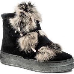 Botki SERGIO BARDI - Alanno FW127277317AF 207. Niebieskie buty zimowe damskie Sergio Bardi, ze skóry. W wyprzedaży za 249,00 zł.