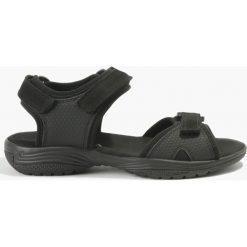 Sandały czarne. Czarne rzymianki damskie Badura. Za 169,99 zł.