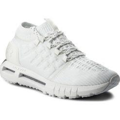 Buty UNDER ARMOUR - Ua Hovr Phantom Nc 3020972-102 Wht. Białe buty do biegania męskie marki Under Armour, z dzianiny. W wyprzedaży za 369,00 zł.