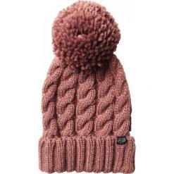 FOX Czapka Damska Różowy Valence. Szare czapki zimowe damskie marki FOX, z bawełny. Za 119,00 zł.