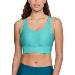 Biustonosze sportowe: Under Armour Biustonosz damski sportowy Crossback Clutch niebieski r. XL (1303477-425)