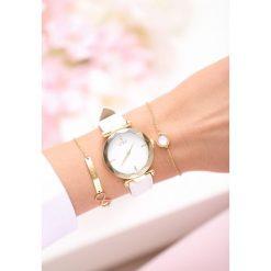 Zegarki damskie: Biały Zegarek On the Loose