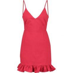 Sukienki: Missguided Sukienka koktajlowa red