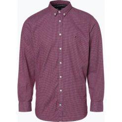 Tommy Hilfiger - Koszula męska, czerwony. Czerwone koszule męskie marki Cropp, l. Za 399,95 zł.