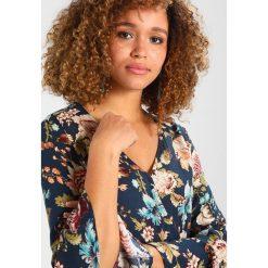 Sukienki hiszpanki: Springfield VESTIDO FLOR GRANDE CRUZADO Sukienka letnia blues